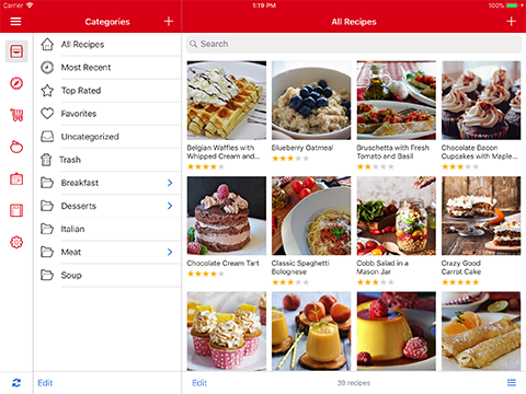 Paprika user guide ios edition recipes forumfinder Images