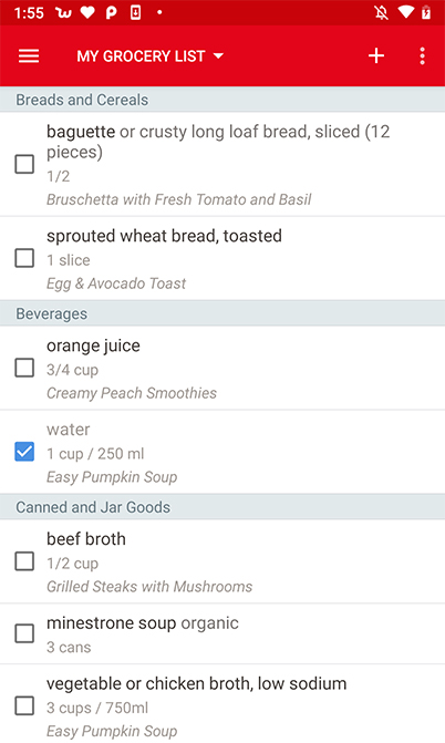 paprika recipe manager for ios mac android and windows